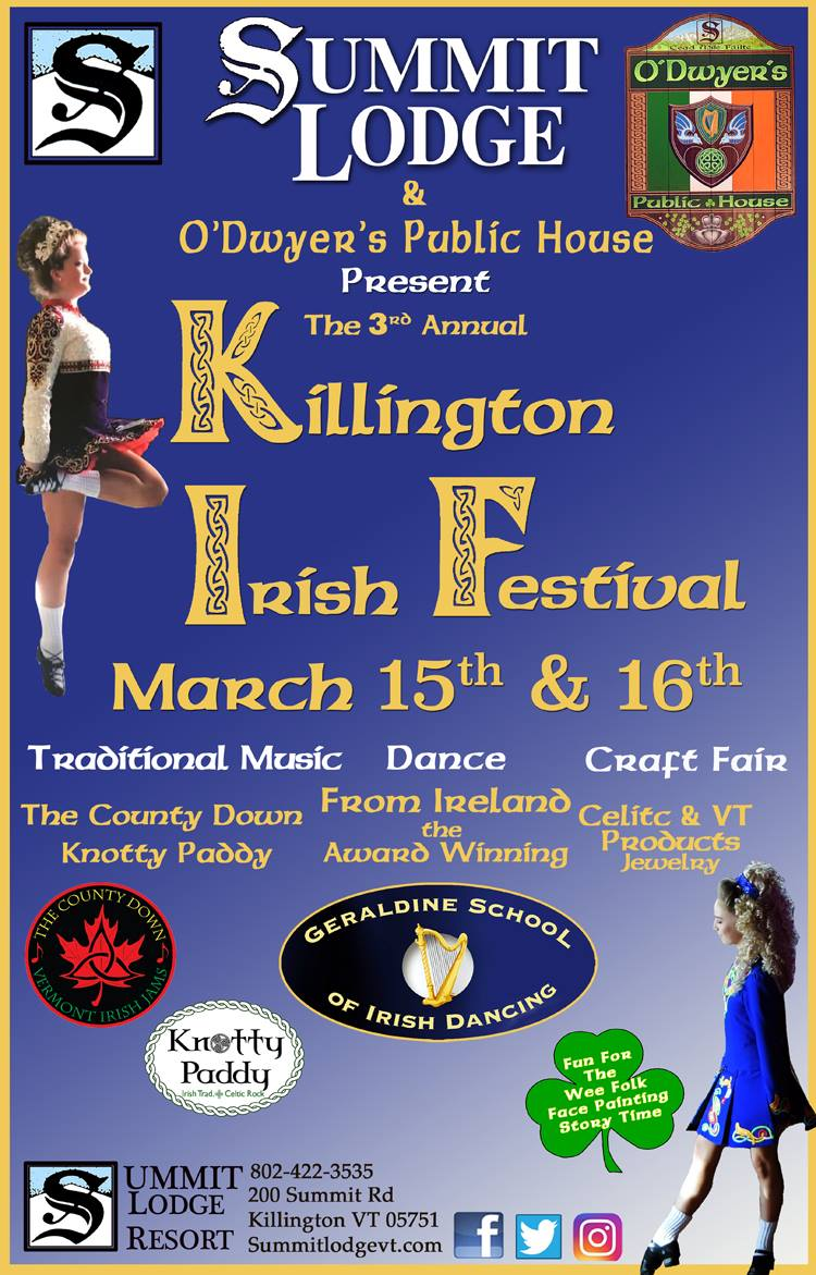 Killington Irish Festival